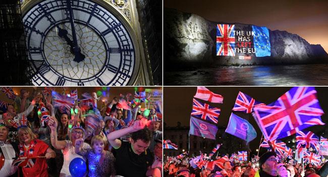 UK Leaves European Union