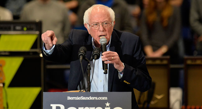 Bernie Sanders: From Leftist Fringe To Democratic Mainstream