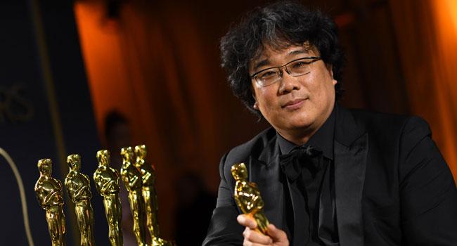 'Parasite' Shares Rocket After Oscar Wins
