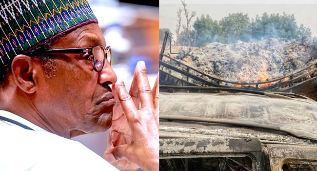Insurgency: The Days Of Terrorists Are Numbered, Says Buhari
