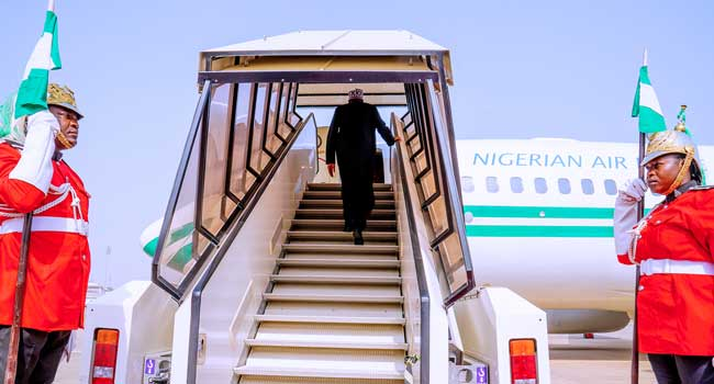 President Buhari To Visit Crisis-Hit Mali On Peace Mission Tomorrow