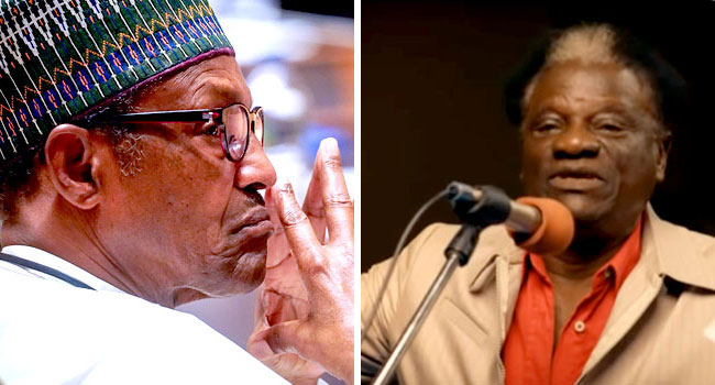 'His Place In History Is Guaranteed,' Buhari Pays Tribute To Victor Olaiya