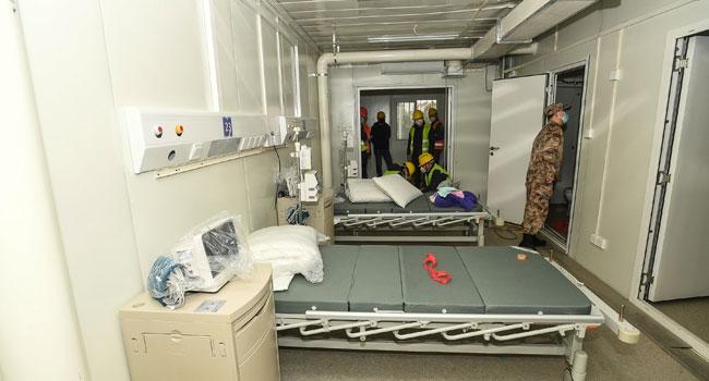 Army To Treat Coronavirus Patients In China