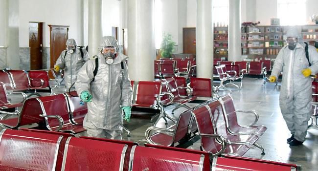 New Coronavirus Cases In China Drop For Third Day