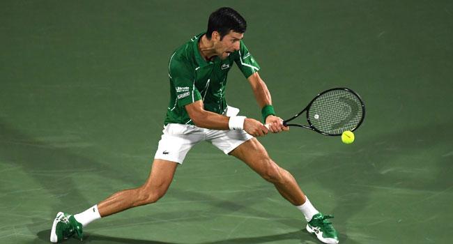 Djokovic Cruises To Opening Win In Dubai
