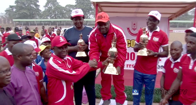 Edo Sports Festival: Ikpoba-Okha LGA Tops Table With 240 Medals