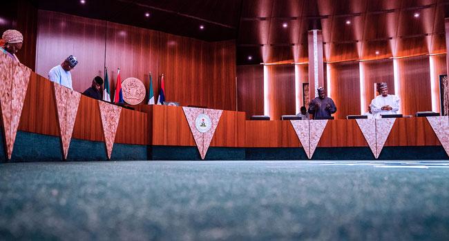 Osinbajo Presides Over FEC Meeting