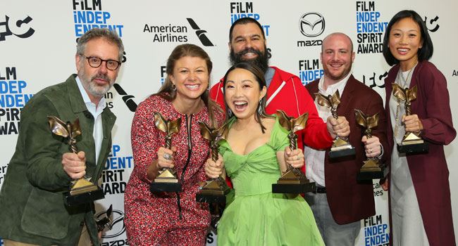 'Farewell' Rebukes Oscars With Spirit Award Win