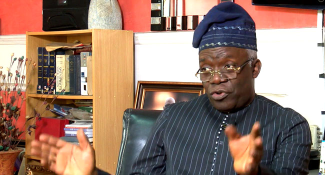 Falana Kicks Against N5m NBC Fine, Says Act Is Illegal