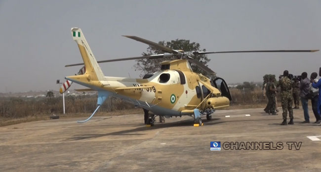 Insurgency: NAF Deploys Fighter Helicopters To Kaduna, Niger