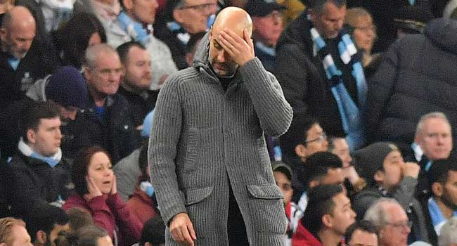 COVID-19: Manchester City Coach Pep Guardiola Loses Mother To Pandemic