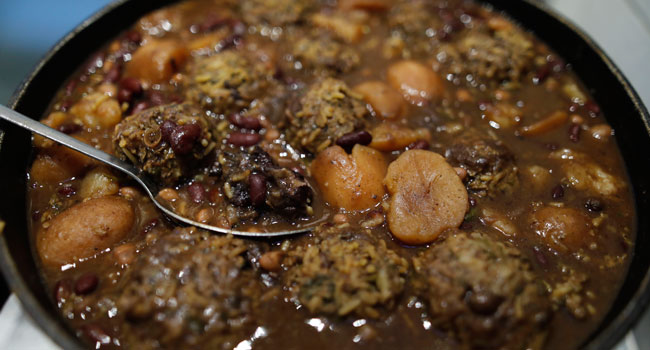 Ancient Jewish Dish Becomes Melting Pot Of Israeli Cuisine