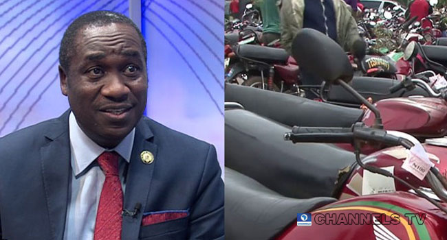 Okada, Keke 'Now Vehicles For Transporting Drugs' To Schools – Hamzat