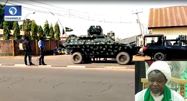 Again, Kaduna Court Adjourns El-Zakzaky's Trial