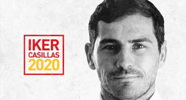 Casillas Joins Spanish FA Presidential Race
