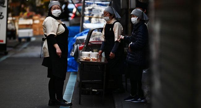 Japan Cancels Emperor's Birthday Public Celebrations Amid Virus Fears