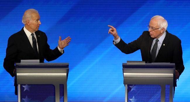 US Election: Sanders, Buttigieg Face Attack In Democratic Debate