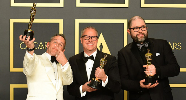 Woody, Buzz And The 'Toy Story' Gang Win Another Oscar