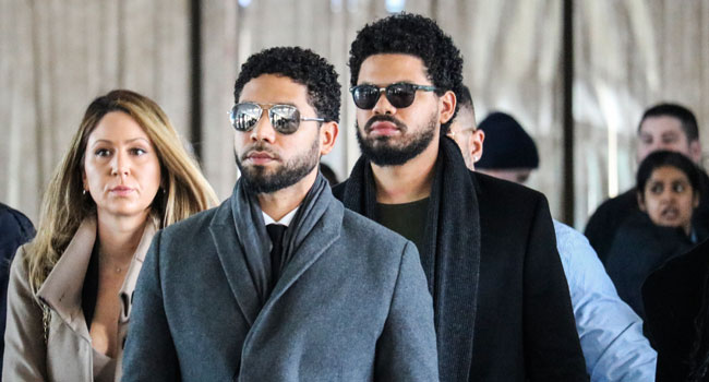 Jussie Smollet Charged In Relation To Attack Hoax