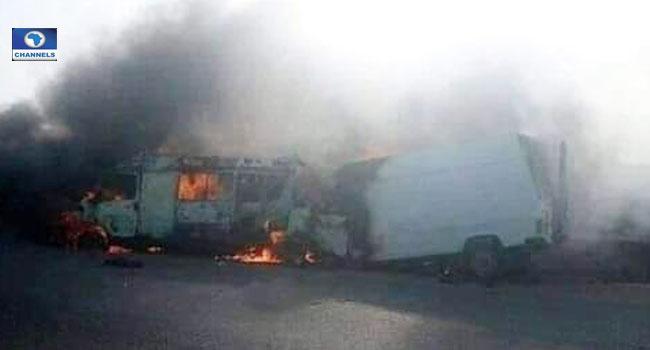 22 People Killed, 11 Injured In Katsina Accident