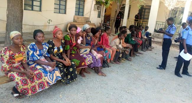 Police Rescue 26 Kidnapped Victims In Katsina