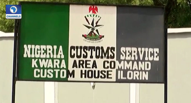 Customs Destroy Impounded Goods Worth N12m