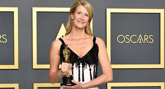 Laura Dern Caps Long Hollywood Career With Oscar Win