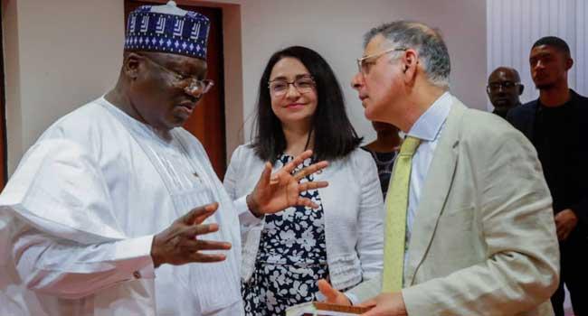 Lawan Begs WHO To Help Nigeria End Tuberculosis