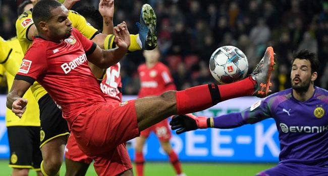 Leverkusen Deny Dortmund Three Points In Seven-Goal Thriller