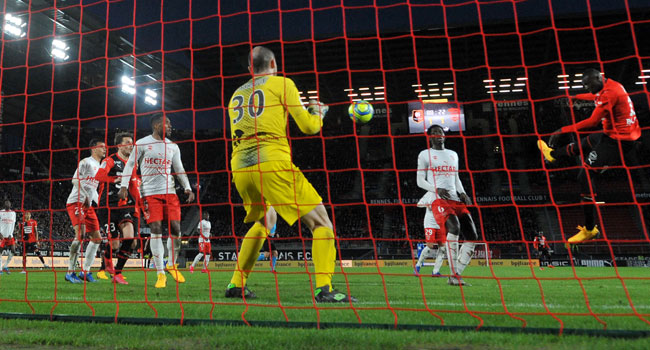 Late Niang Winner Fires Rennes Back Into Third