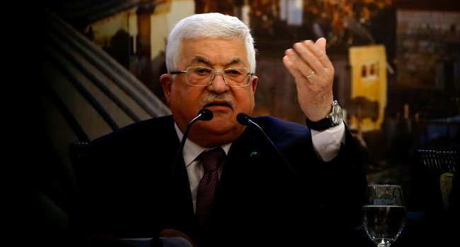 Lacking Support, Palestinians Pull Request For UN Vote Against Trump Plan