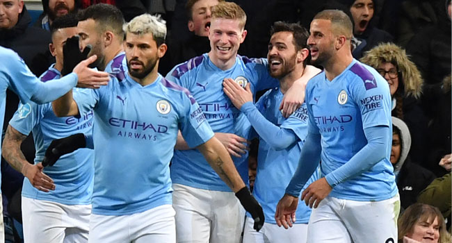Man City Cruise To Victory Against West Ham