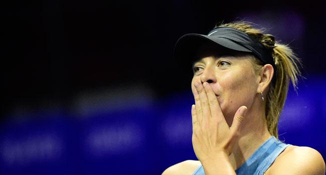 Multiple Grand Slam Winner, Sharapova Retires From Tennis
