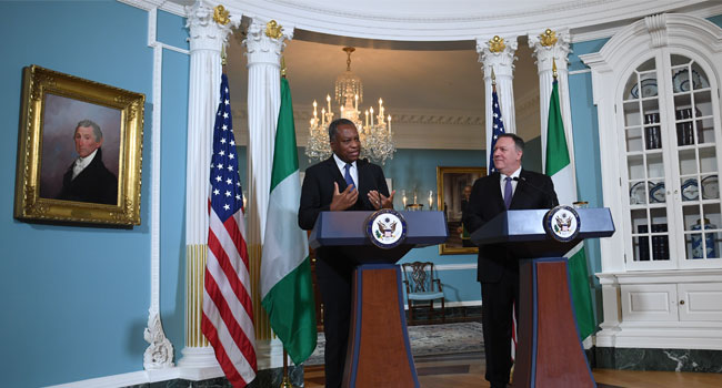 Pompeo Makes First Africa Trip, Skips Nigeria