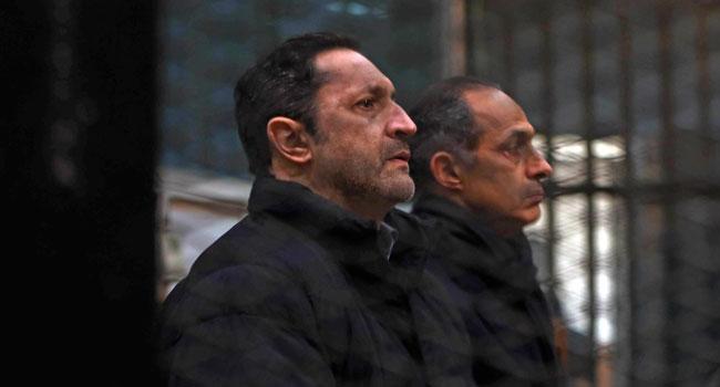Egypt Court Acquits Mubarak's Sons Over Stock Exchange Case