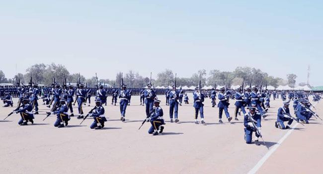 Air Force Graduates 2,070 Recruits To Tackle Insurgency, Banditry, Others