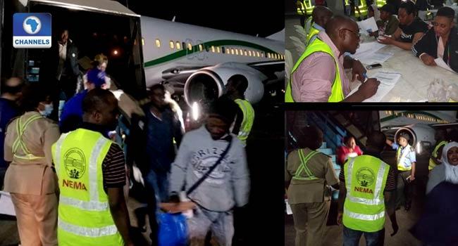 116 Nigerians Voluntarily Return From Libya