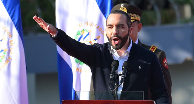 El Salvador Parliament Chief Accuses President Of 'Attempted Coup'