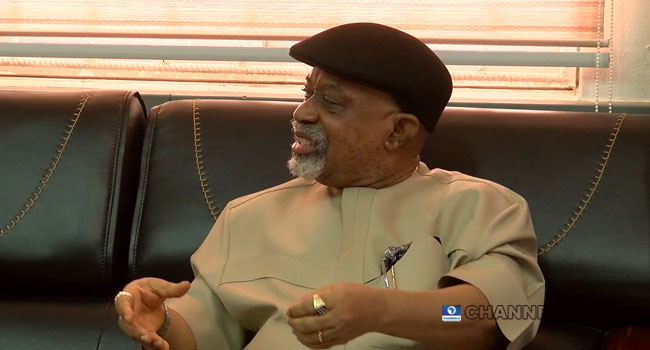 US Visa Ban Came To Us As A Rude Shock, Ngige Tells US Ambassador