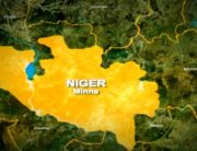 A map showing Niger state.