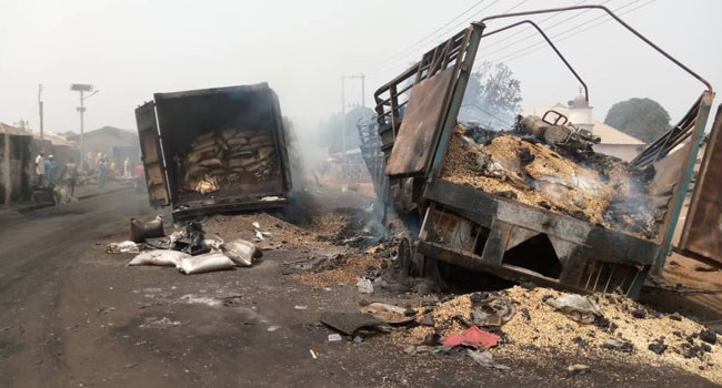 Four Killed, 34 Injured In Niger Tanker Explosion