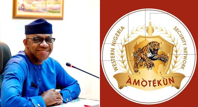 Ogun Govt Approves Amotekun Bill