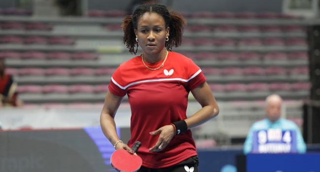 Table Tennis: Oshonaike Qualifies For Tokyo Olympics, Sets Record