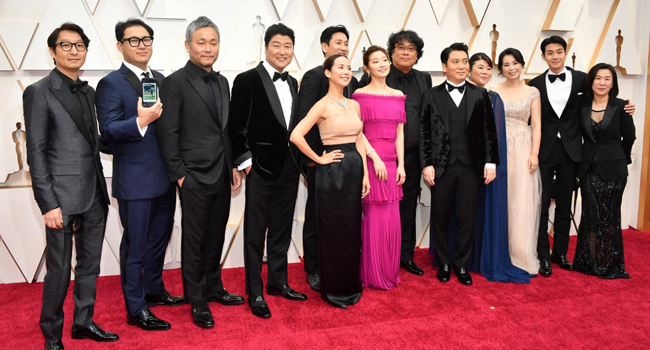 South Korea's 'Parasite' Wins Best International Feature Film Oscar