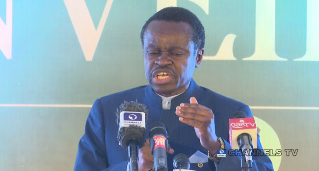 Are You Midwives Of Good Things For Nigeria? Lumumba Asks NASS