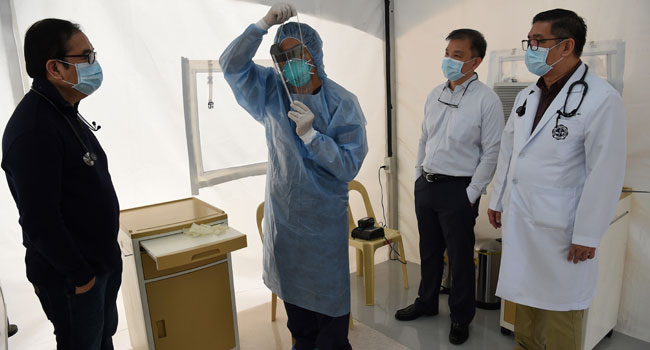 Philippines Records First Coronavirus Death Outside China