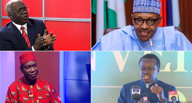 President Buhari Is Breaking The Law  – The Week In Quotes