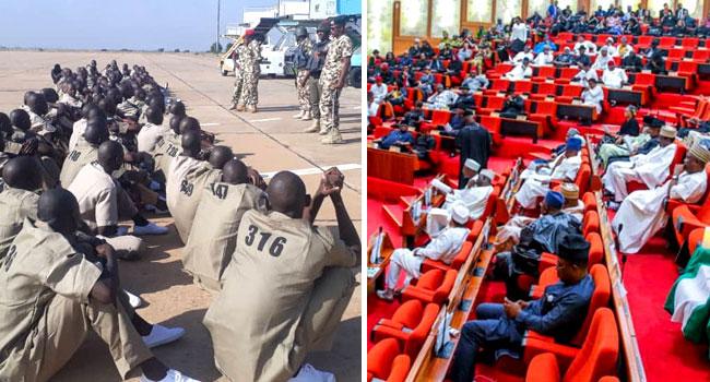 Bill Seeking Agency For Repentant Boko Haram Members Introduced In Senate
