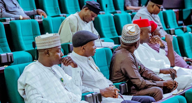 Reps Ask FG To Declare Emergency On Security