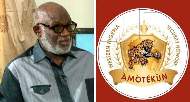 Regional Security: Ondo Govt Approves 'Operation Amotekun' Bill